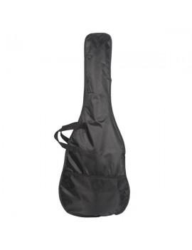 ST3 Stylish Pearl-shaped Pickguard Electric Guitar Black & Red