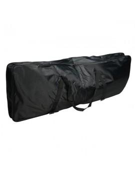 Fashionable Upscale 76-key Electronic Keyboard Bag Black